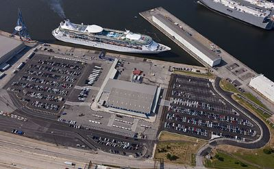 Baltimore cruise terminal
